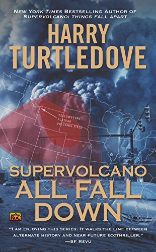 Book cover for Supervolcano: All Fall Down