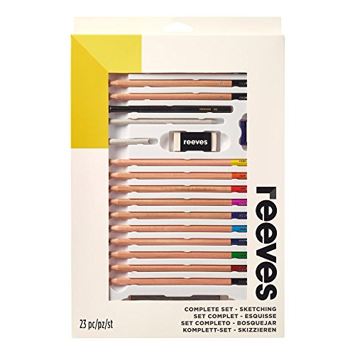 reeves drawing and sketching set - 1