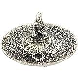 Govinda® - Tibetan Buddha Incense Burner Holder - 4.5 Inch