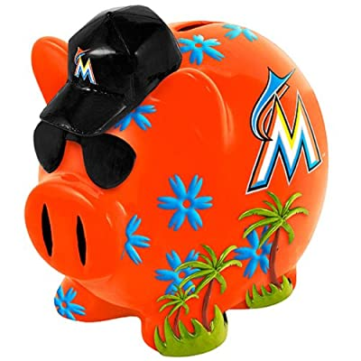 MLB Small Thematic Piggy Bank