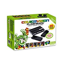 ColecoVision ® Flashback Classic Console with 2 Controllers