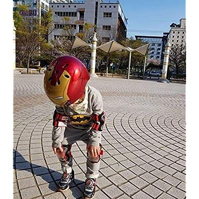 Samchully Iron-Man Multi-Sport Child Helmet : Sports & Outdoors