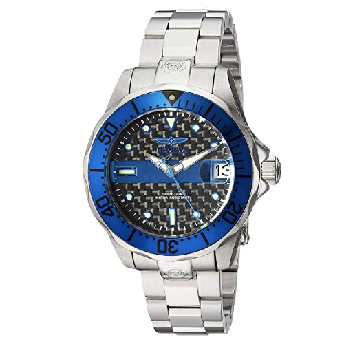 Women's 'Pro Diver' Automatic Stainless Steel Diving Watch, Color:Silver-Toned (Model: ) - Invicta 23151