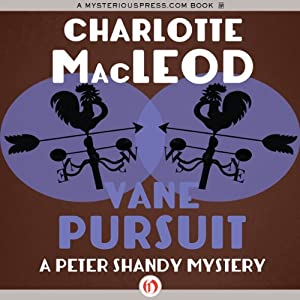 Vane Pursuit Audiobook