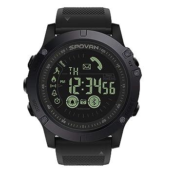 Rokoo Reloj Digital Deportivo para Hombres con podómetro ...