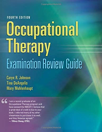 Occupational Therapy Examination Review Guide by Caryn R. Johnson MS OTR/L FAOTA (2015-05-27)