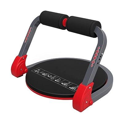 JATCH AB Rocket Home Gym Exercice Équipement d'entraînement Twister Abdominal Bras Leg Trainer Système d'exercice du corps Smart Smart Poignées en mousse pour les hommes et les femmes