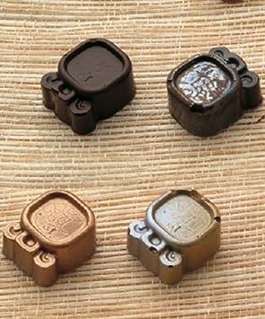 Martellato Molde para Bombones de policarbonato 35 Parte 7, Transparente, 30 x 25 x 15 mm: Amazon.es: Hogar