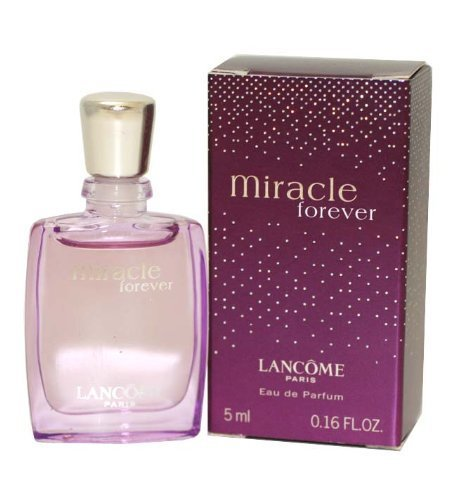 Miracle Forever Perfume by Lancome for Women. Eau De Parfum 0.16 Oz / 5 Ml