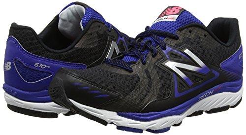 670v5 Chaussures En Intrieur noir New Multicolores Hommes Sport Pour De Balance 6pwx6FTqf