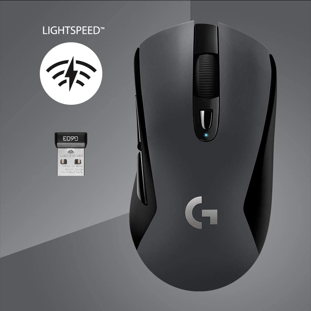 Logitech g603 Wireless Gaming Mouse Specification & Price