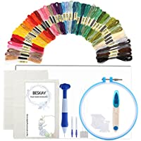 Magic Embroidery Pen Punch Needle (Upgraded), BESKAY...