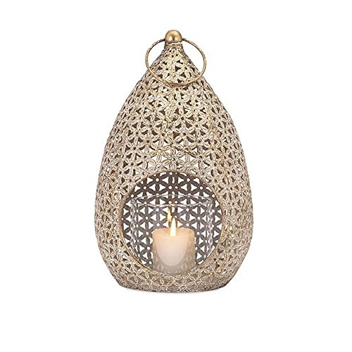 Moroccan Inspired Outdoor Lighting