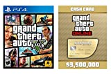 Grand Theft Auto V Game + Whale Shark - PlayStation 4 [Download Code]
