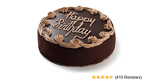 Davids Cookies Chocolate Fudge Birthday Cake 7 Amazon Grocery Gourmet Food