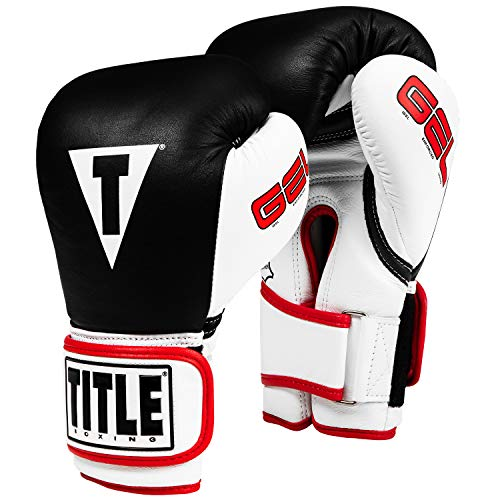 TITLE Gel World Bag Gloves, Black, ()