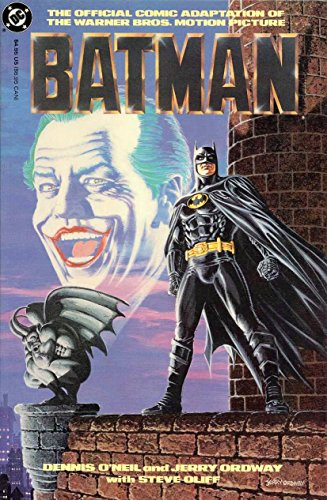 (Batman: The official comic adaptation of the Warner Bros. motion picture)