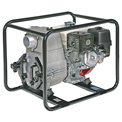 Tsurumi Ept3 80Ha Engine Driven Trash Pump With Low Oil Sensor  8 Hp  3  Discharge