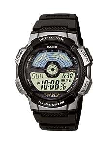 Casio Collection – Reloj Hombre Digital con Correa de Resina – AE-1100W-1AVEF