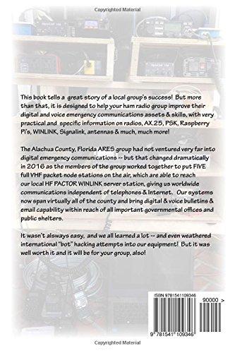 Amateur Radio Digital & Voice Emergency Communications