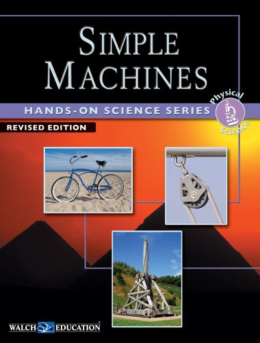 Simple Machines: Grades 7-10 (Hands-on Science)