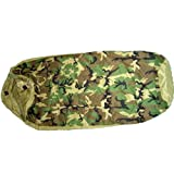 Military Outdoor Clothing Previously Issued U.S. G.I. Woodland Camo Gore-Tex Bivy Sleeping Bag Cover