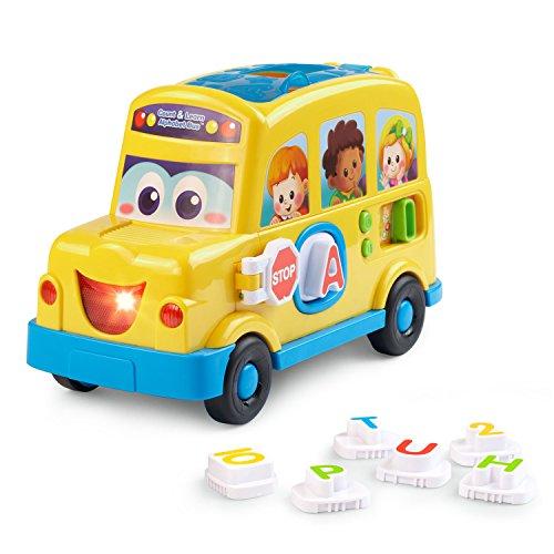 VTech Count and Learn Alphabet Bus (Alphabet School Bus)