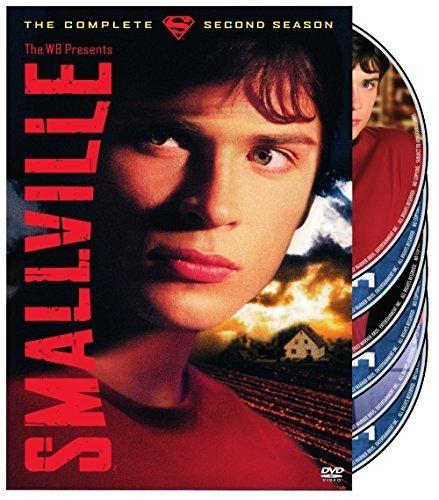 Smallville: Season 2 by Warner Home Video (Smallville Season 2 compare prices)