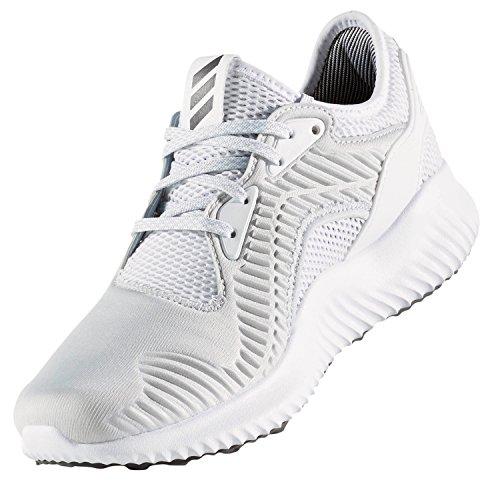 Adidas Donna Scarpe Da Corsa Alphabounce Lux Rimbalzo Palestra Allenamento B39271 Grigio