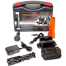 PowerTac Warrior Reloaded Law Enforcement 700 Lumen Flashlight Package