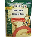 HEINZ Rice Cereal, 6 Pack, 227G Each