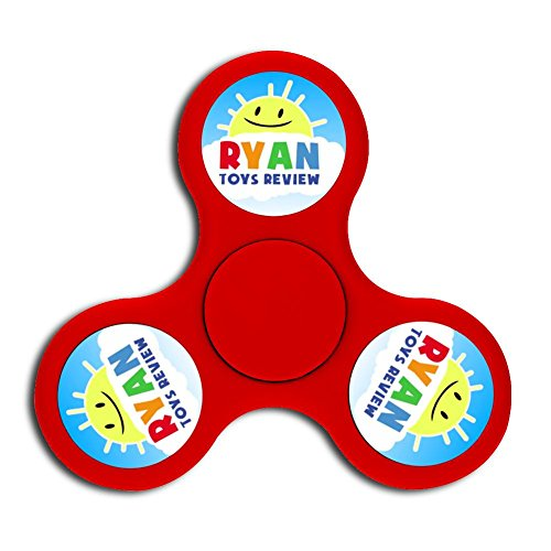 High Speed Toy Reviews_Ryan Fingertip Gyro Fidget Spinning Toys For Kids Adults ADHD ()
