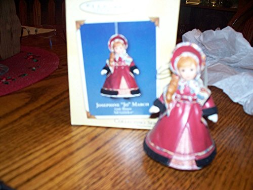 Hallmark Madame Alexander Little Women Ornament Jo