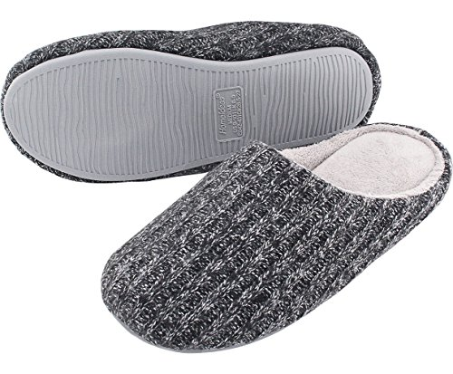 HomeIdeas Cashmere Anti Slip Slippers Breathable product image