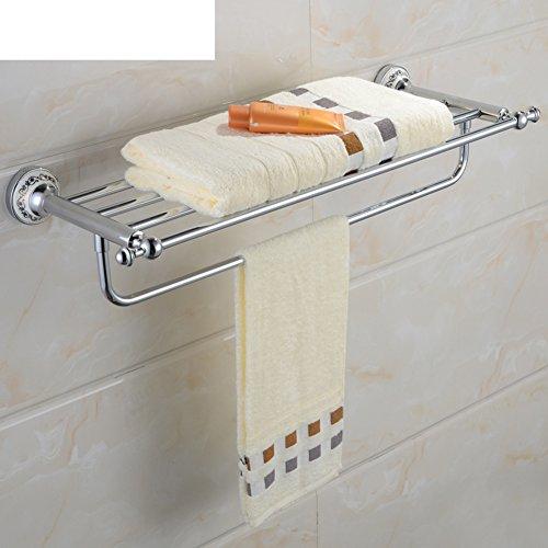 Hotel towel rack/Towel shelf /the shelf in the bathroom/bathroom accessories set-A 30%OFF
