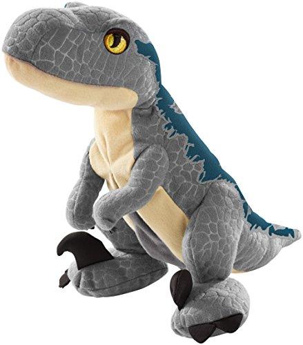 (Jurassic World Reversible Blue Plush)