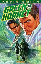 Kevin Smith's Green Hornet 1 Signed Limited Edition