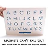 Cretee A to Z Capital Letters Magnet Board for Kid
