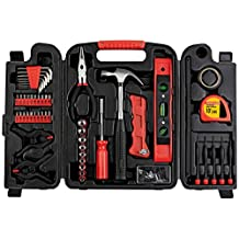 Fuller Tool 134 Piece Homeowners Repair Tool Kit