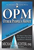 Other People's Money, Michael Lechter, 097635408X