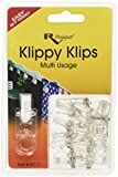 RV Designer M111 Klippy Clip, (Pack of 10)
