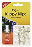 #6: RV Designer M111, Klippy Klip, Multi Purpose Clips, Awning Hanger, 10 Per Pack