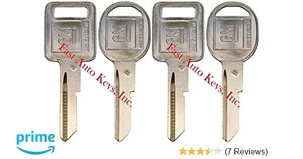 Chevy Camaro 1979-1981 Door Lock Key Cylinder Pair Tumbler 2 Keys Black