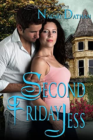 book cover of Second Friday Jess