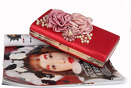 pour pour red TOOKY TOOKY Pochette red pour Pochette Pochette red TOOKY pour femme femme Pochette femme TOOKY Iw68qIC