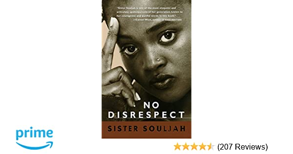 No disrespect sister souljah 9780679767084 amazon books fandeluxe Image collections