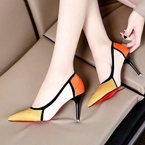 Thirty zapatos zapatos el la solo nine Solo Donyyyy primavera verano y femeninos pqffHZ