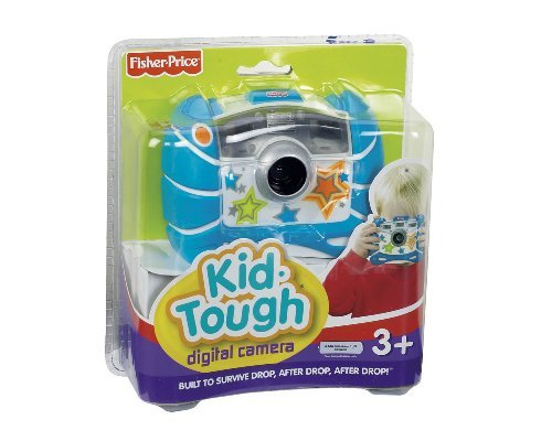 Fisher-Price Kid-Tough Digital Camera Assortment ()