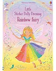 Little Sticker Dolly Dressing: Rainbow Fairy