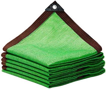 遮光ネット カーポート温室屋根に使用される80%のグリーンサンスクリーンシェード布 a+ (Color : Green, Size : 4x8m)